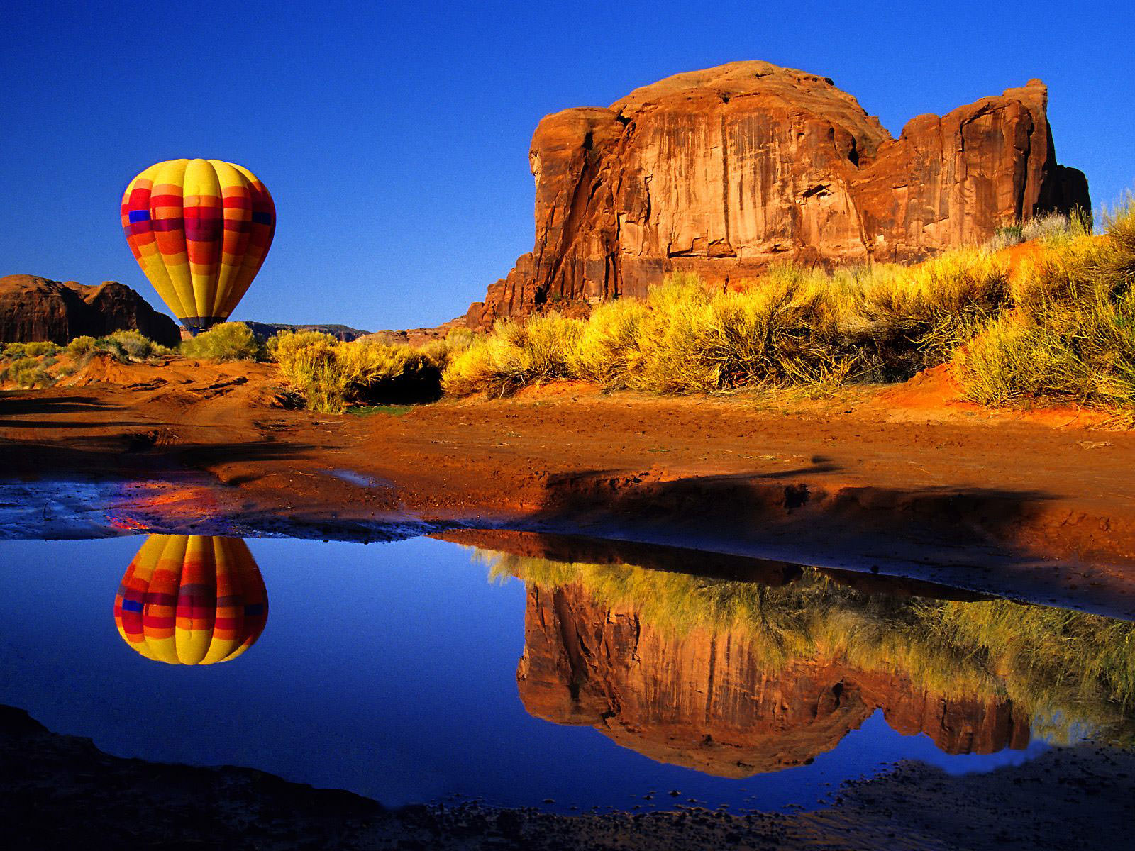 HOT-AIR BALLOON RIDE