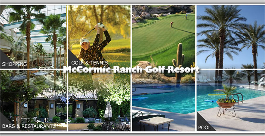 McCORMICK RANCH GOLF RESORT
